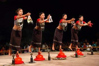 7 Artist performing at the concluding  ceremony of iffc 2008